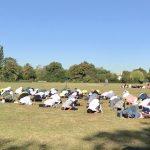 Id ul Adha, Eid Düsseldorf, ZamZam e.V., Tafsirkreis Düsseldorf, Gebet